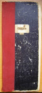 1.Jim Copper book