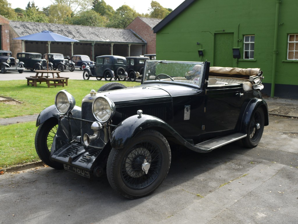 Lagonda two-litre dhc